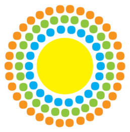 Ympäristökasvatusverkoston logo